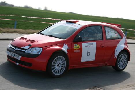Motorsporten.dk - Rally Sprint - Første afd. af Yokohama Mesterskabet - Øst